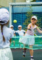 детский теннис